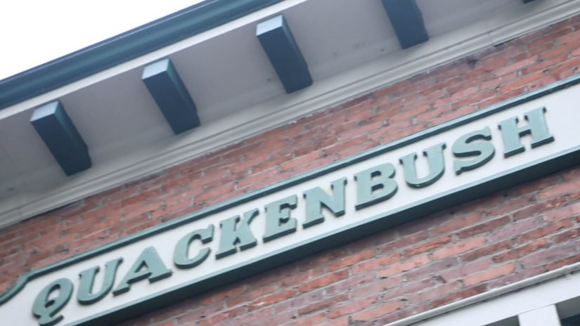 Quackenbush Building – Restoration